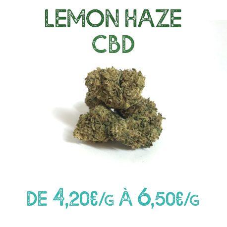 Lemon Haze CBD en vente sur Marie-Jeanne d'Arc de 4,20€/g à 6,50€/g