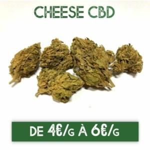 Cheese CBD en vente sur Marie-Jeanne d'Arc de 4€/g à 6€/g