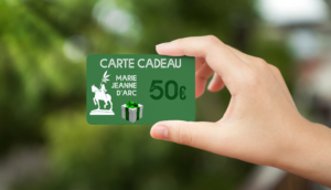 La Carte Cadeau Marie-Jeanne d'Arc : du CBD à offrir pour toutes les occasions !