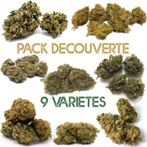 Le Pack qui vous permet de découvrir toutes les variétés de notre catalogue.